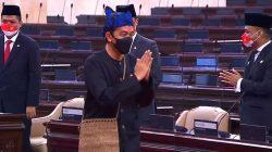 Baju adat Badui dan diplomasi kultural ala Jokowi
