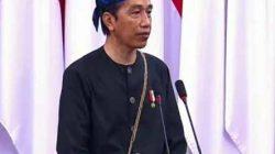 Bupati Lebak Bangga Presiden Jokowi Mengenakan Pakaian Adat Suku Baduy Pada Pidato Kenegaraan Peringatan HUT RI Ke 76