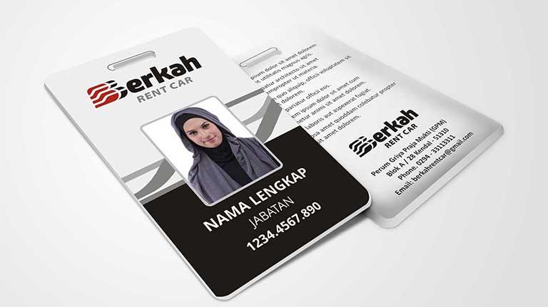 Mendesain dan Mencetak ID Card Sendiri