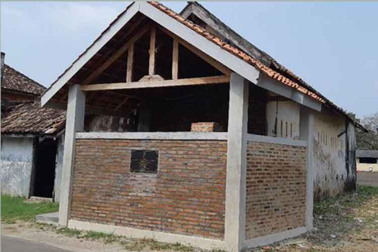 Benarkah Sumur Sepuh Eks Bangunan Belanda di Polres Serang Punya Khasiat?