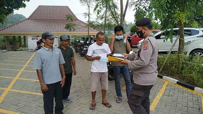 Ditpamobvit Polda Banten Lakukan Pengamanan Destinasi Wisata