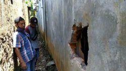 Jebol Tembok Minimarket, Pencuri Gasak Uang Rp849 Juta di ATM