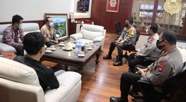 Ombudsman RI Apresiasi Polda Banten Terkait Penanganan Covid-19