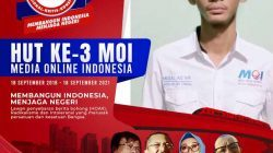 HUT Ke 3 MOI: DPC MOI Tangsel Usung Tema Membangun Indonesia, Menjaga Negeri