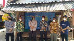 Lurah Cilaku Dampingi Team Penilaian Kampung Resik Lan Aman