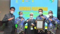 Raih Penghargaan Lencana Adhi Bhakti Tani Nelayan Pratama, Bupati Iti: Penghargaan Untuk Seluruh Petani Kabupaten Lebak