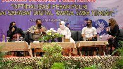 Kapolda Jateng Minta Jajarannya Menjadi Sahabat Digital Bagi Masyarakat