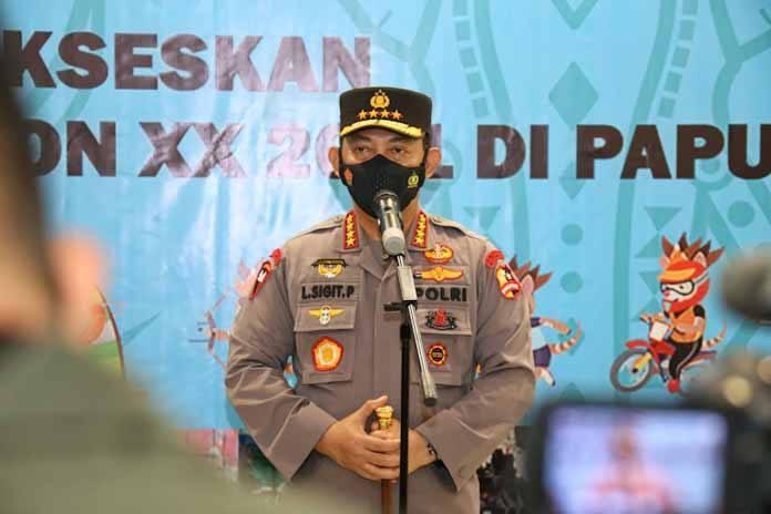 Berkirim Surat Ke Presiden, Kapolri Ingin Tarik 56 Pegawai KPK Yang Tak Lolos TWK Jadi ASN Di Bareskrim