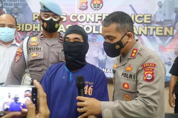 Satgas Mafia Tanah Polda Banten Tangkap Pelaku Pemalsuan Dokumen