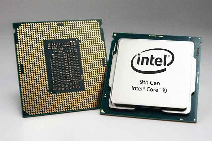 Processor Intel Core i9-9900K