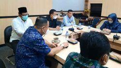 Sharing Pembentukan dan Pengelolaan BUMD, DPRD Lampung Kunjungi DPRD Banten