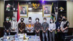 Terima Audiensi BEM KBM Untirta, DPRD Banten Bahas Pembelahajaran Tatap Muka