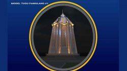 Pemenang Sayembara desain Tugu Pamulang yang Berlokasi di Kota TangSel