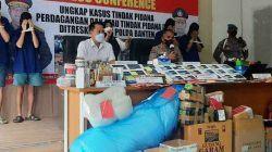 Polda Banten Ringkus 4 Pemburu Cashback di aplikasi Tokopedia