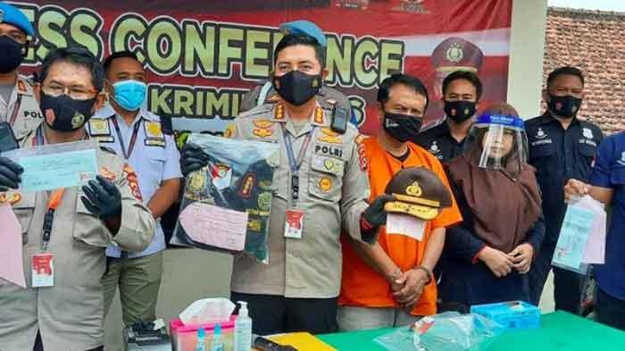 Mengaku Pensiunan Jenderal Polisi, HDS Tipu Korban Rp300 Juta