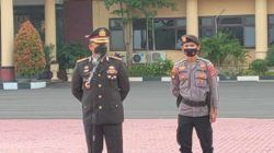 Pimpin Apel Pergeseran Personel Pengamanan, Dirpamobvit Polda Banten: Lakukan Tugas Sesuai SOP dan MoU Yang Telah Disepakati