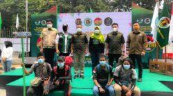 30 Kader PPP Mendaki 5 Gunung di Indonesia, Bawa Misi Dalam Rangka Hari Santri