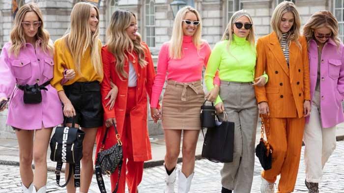 Warna Baju Favoritmu Ternyata Mengungkap Karakter Sejatimu